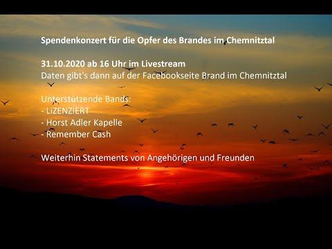 Spendenkonzert - Brand im Chemnitztal