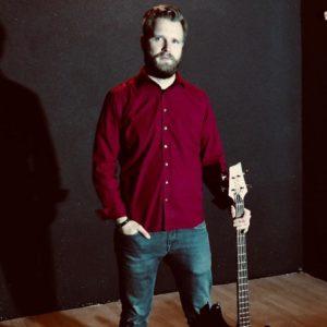 Bass Peter Jäschke - Band liZENSIERT